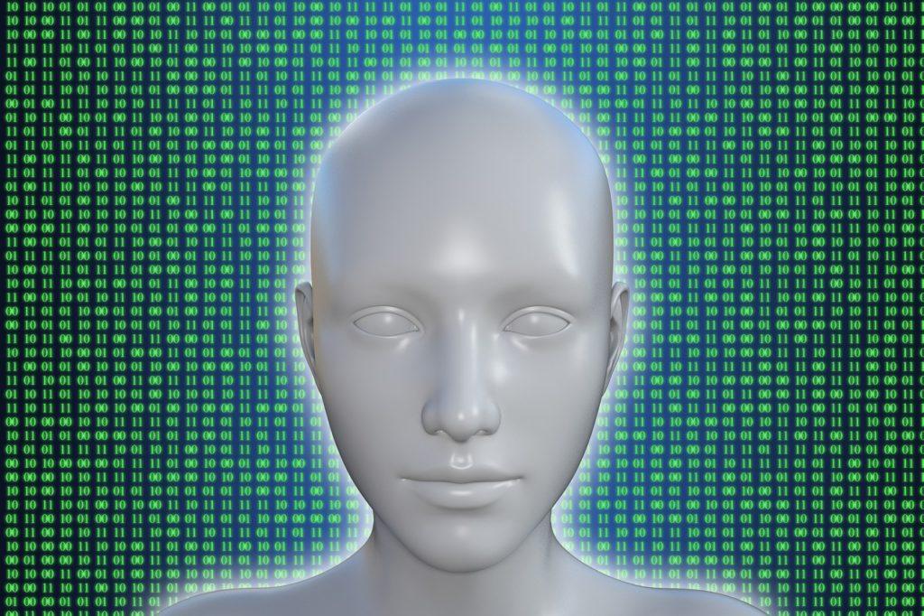 機械学習・AIのイメージイラスト